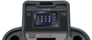 Circle Fitness Entertainment Console