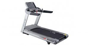 Circle Fitness M8 Treadmill Silver